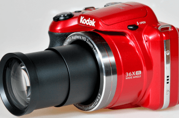 Kodak AZ362 Manual, a Manual of Kodak's Fabulous Point and Shot Camera