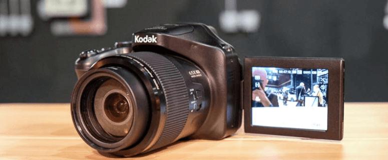 Kodak AZ526 Manual for Kodak Superb Point and Shoot Camera