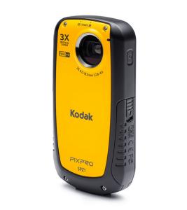 Kodak SPZ1 Manual, All You Need for Your Kodak Extreme Activities Camera