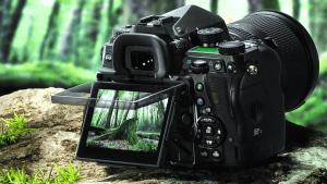 Pentax K-1 Manual, Manual of Pentax's First Full-frame DSLR Camera.