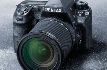 Pentax K-3 II Manual User Guide and Product Specification 1