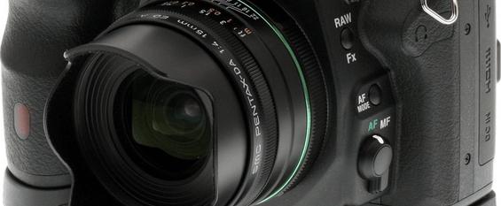 Pentax K-3 Manual for World's First Anti-Aliasing Simulator Camera 2