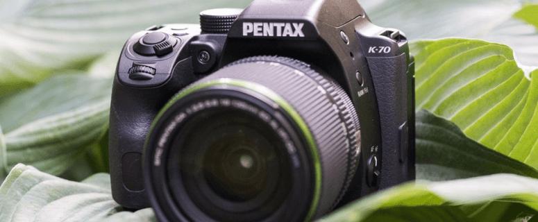 Pentax K-70 Manual, a Manual for Pentax's Pro DSLR Users 6