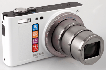 Pentax Optio RZ18 Manual, a Manual of Sophisticated Compact Camera 1