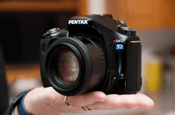 Pentax *ist DS2 Manual, Manual of Semi-Pro DSLR Camera for Beginner 1