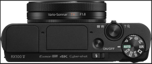 SONY RX100 V Camera, New Point-and-shoot Camera with Super Speed AF