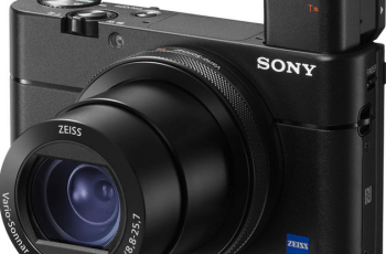 SONY RX100 V Camera, New Point-and-shoot Camera with Super Speed AF 2