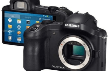 Samsung Galaxy NX Manual for Samsung's Premium Android-Based Mirroless Camera 1