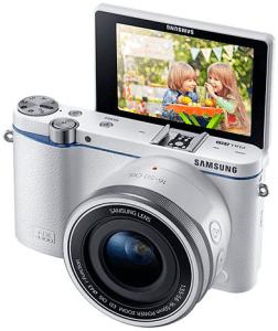 Samsung NX3300 Manual for Traveler Selfie Friends