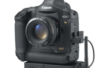 Canon EOS-1Ds Mark II Manual for Canon Super Fast AF Camera 4