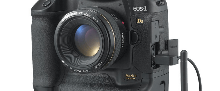 Canon EOS-1Ds Mark II Manual for Canon Super Fast AF Camera 3