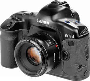 Canon EOS 1V Manual for Canon Tough Camera with Awesome Performance