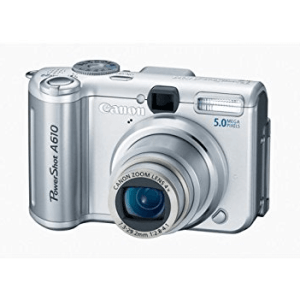 Canon PowerShot A10 Manual and Full Specification Review