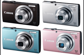 Canon PowerShot A2400 IS Manual User Guide and Specification 1