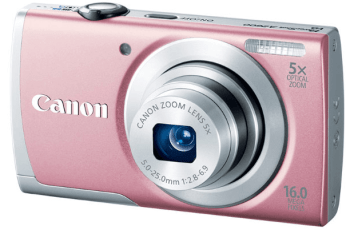 Canon PowerShot A2600 Manual for Your Canon Superb Stylish Compact Camera 2