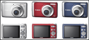Canon PowerShot A3100 IS Manual, a Manual of Compact Camera for All