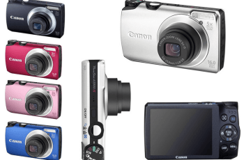 Canon PowerShot A3300IS Manual for Your Canon Advance Compact Camera Guide 1