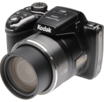 Kodak AZ525 Manual for Kodak Point and Shoot Camera with Superb Wi-Fi 7