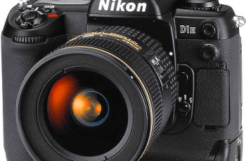 Nikon D1H Manual for Nikon Outstanding 3 MP Monster 2