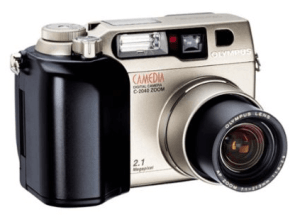 Olympus C-2040 Zoom Manual for Olympus Superb Camera with Classical Look