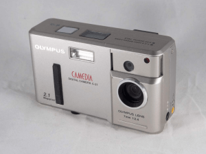 Olympus C-21 Manual User Guide and Detail Specification