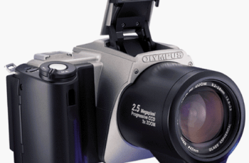Olympus C-2500L Manual for the Better Camera than a Smartphone 1