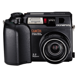 Olympus C-3030 Zoom Manual for Your Olympus Super Zoom Camera