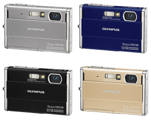 Olympus Stylus 1050 SW Manual User Guide and Detail Specification
