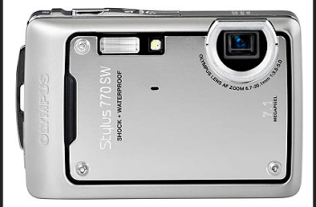 Olympus Stylus 770 SW Manual, Manual of Strong Compact Camera for Active People 1