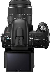Sony ALPHA A500 Manual for Sony Powerful Alpha DSLR