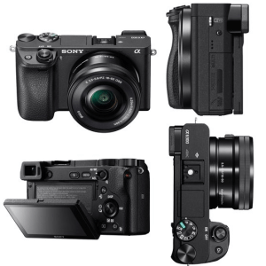 Sony ILCE-6300 Manual for Sony Powerful Compact Camera