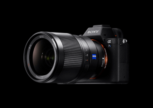 Sony ILCE-7SM2 Manual, a Manual of Sony's Advance Compact Camera