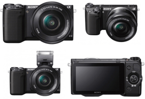 Sony NEX-5TL Manual for Sony Advance Generation of Compact Camera