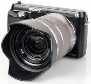 Sony NEX-F3 Manual, a Manual of NEX Camera for Family Photography