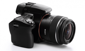 Sony SLT-A33 Manual for First Sony's Camera with Single Lens Transculent Technology