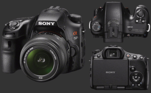 Sony SLT-A57 Manual User Guide and Detail Specification
