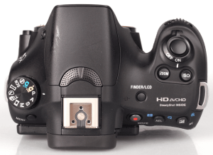 Sony SLT-A58 Manual User Guide for Sony Incredible Sensor Camera