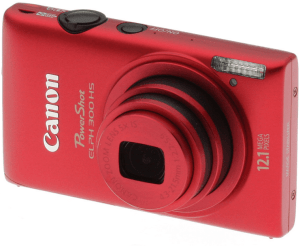 Canon PowerShot ELPH 300 HS Manual User Guide and Detail Specification