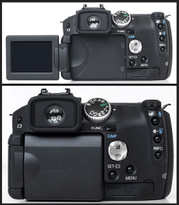 Canon PowerShot Pro 1 Manual User Guide and Detail Specification