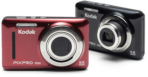 Kodak FZ43 Manual for Kodak Simply Stylish Compact