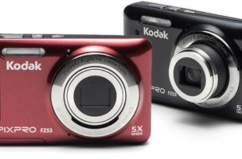 Kodak FZ43 Manual for Kodak Simply Stylish Compact