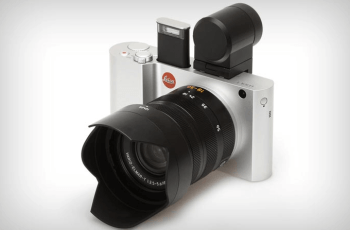Leica T Manual, Manual of Leica's Irresistable SLR Camera with 16 MP