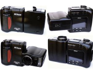 Nikon 950 Manual for Nikon Extraordinary Camera with Swivel-Body