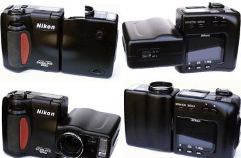 Nikon 950 Manual for Nikon Extraordinary Camera with Swivel-Body 2