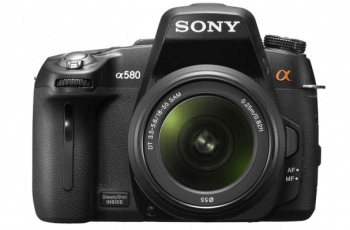 Sony Alpha A580 Manual for Sony's Upgraded Camera with Super Fast AF 1