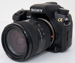 Sony Alpha A700 Manual, Manual for Sony Superb Mid-Class DSLR