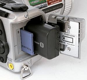 Sony DSC F505 Manual for Sony's Swivel Lens Camera