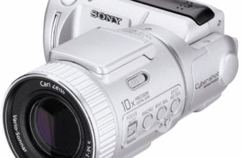 Sony DSC F505 Manual for Sony's Swivel Lens Camera