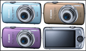 Canon PowerShot SD980 IS Manual for Canon Responsive Compact with 12.10 MP