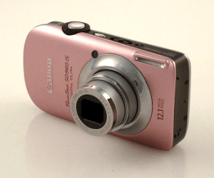 Canon Powershot SD960 IS Manual User Guide and Specification